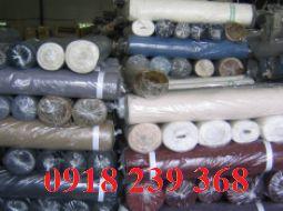 Thu mua vải cuộn, vải khúc, vải cây