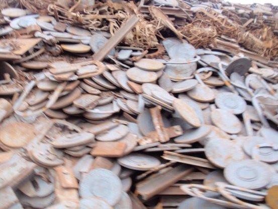 Thu mua phế liệu sắt vụn